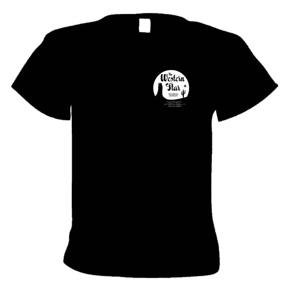 Buy Online Western Star - Classic Logo Breast Print T-Shirt (w/ Back Print)