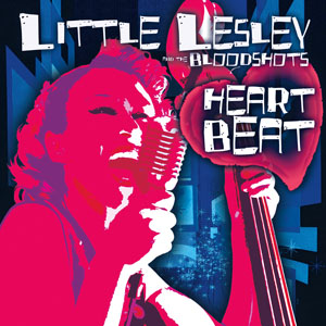 Buy Online Little Lesley & The Bloodshots - Heartbeat CD Album