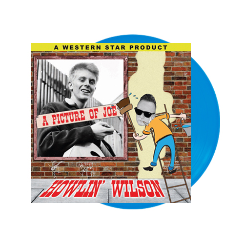 Buy Online Howlin' Wilson - A Picture Of Joe Blue 7-Inch Vinyl EP