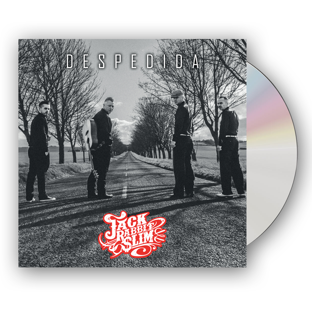 Buy Online Jack Rabbit Slim - Despedida Digipak CD Album