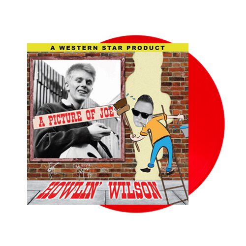 Buy Online Howlin' Wilson - A Picture Of Joe Red 7-Inch Vinyl EP