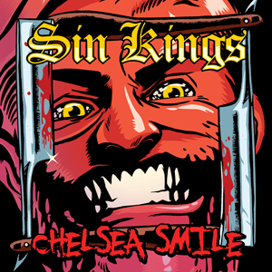 Buy Online Sin Kings - Chelsea Smile CD Album
