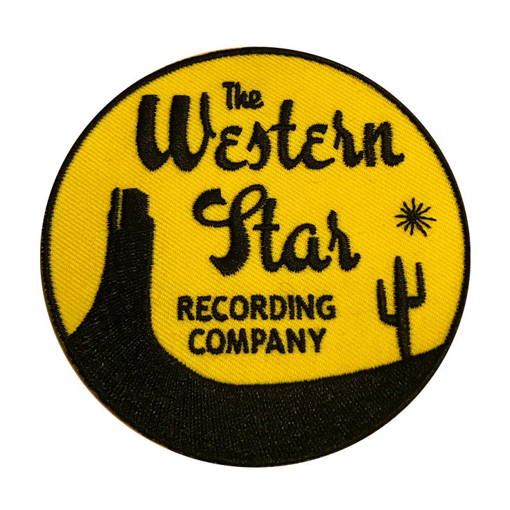 Buy Online Western Star - Sew On Patch