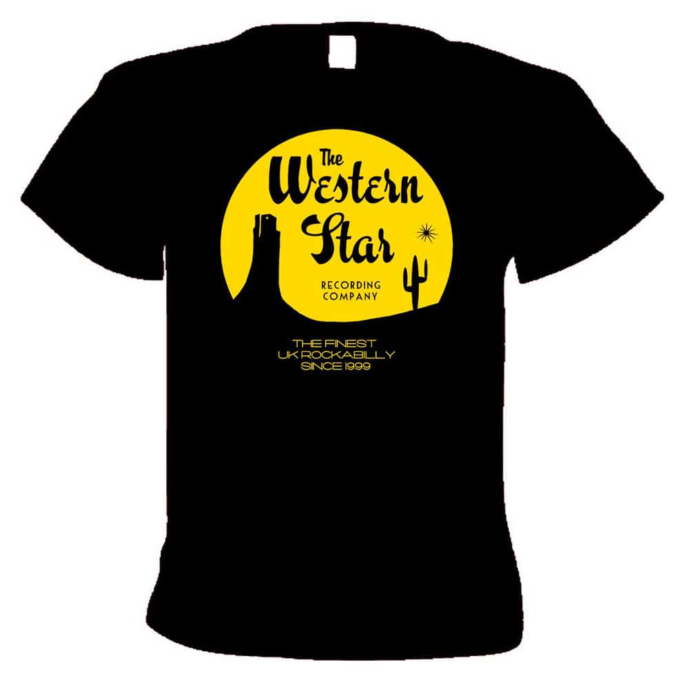 Buy Online Western Star - Classic Yellow Logo T-Shirt