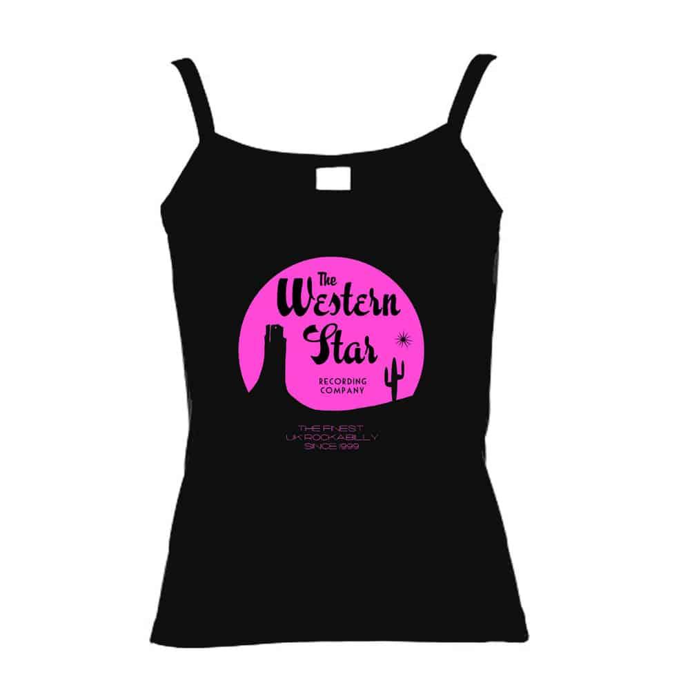 Buy Online Western Star - Ladies Pink Strap Vest