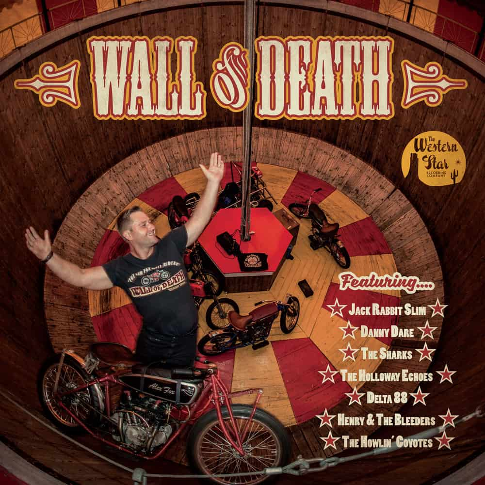 Buy Online Various Artists - Wall Of Death 10-Inch Mini Album (Coloured Vinyl)