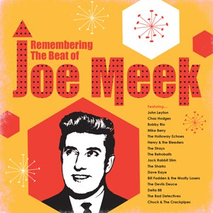 Buy Online Various Artists - Remembering The Beat Of Joe Meek CD Album