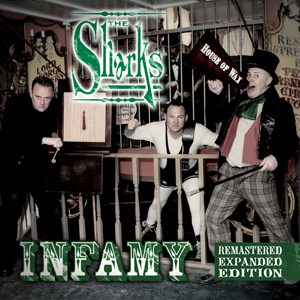 Buy Online The Sharks - Infamy (Expanded & Re-Mastered Edition) CD Album