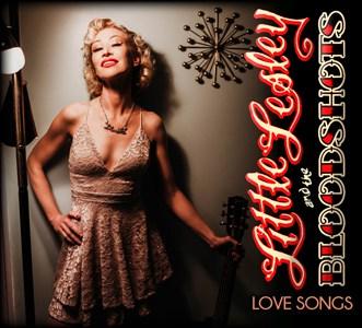 Buy Online Little Lesley & The Bloodshots - Love Songs CD Album + Free Postcard