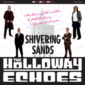 Buy Online The Holloway Echoes - Shivering Sands 10-Inch Mini Album (Pink Vinyl)