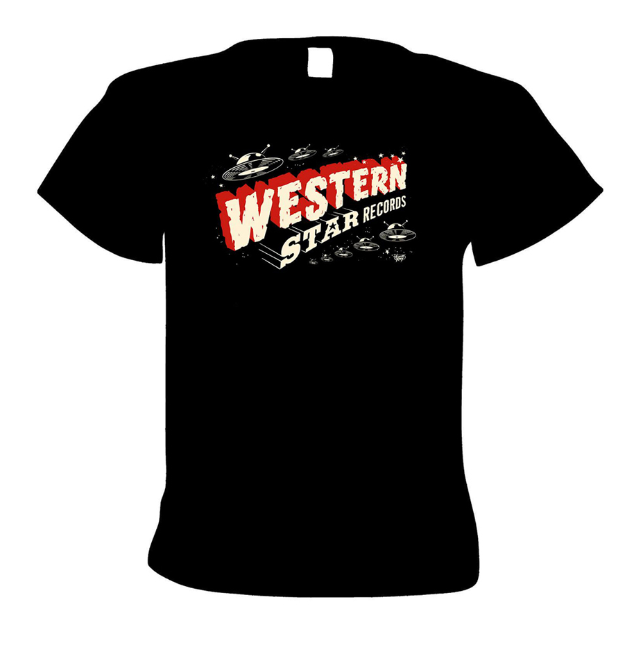 Buy Online Western Star - Western Star Logo - Vince Ray Design T-Shirt