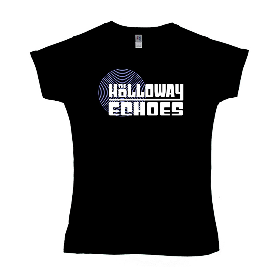 Buy Online The Holloway Echoes - The Holloway Echoes Ladies T-Shirt