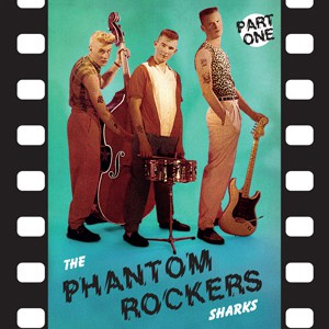 Buy Online The Sharks - Phantom Rockers Part 1 10-Inch Mini Album (Coloured Vinyl)