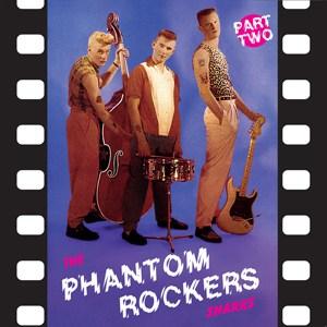 Buy Online The Sharks - Phantom Rockers Part 2 10-Inch Mini Album (Coloured Vinyl)