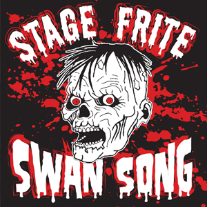 Buy Online Stage Frite - Swan Song 10-Inch Mini Album (Coloured Vinyl)