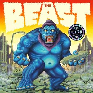 Buy Online Henry & The Bleeders - The Beast 10-Inch Mini Album (Coloured Vinyl)