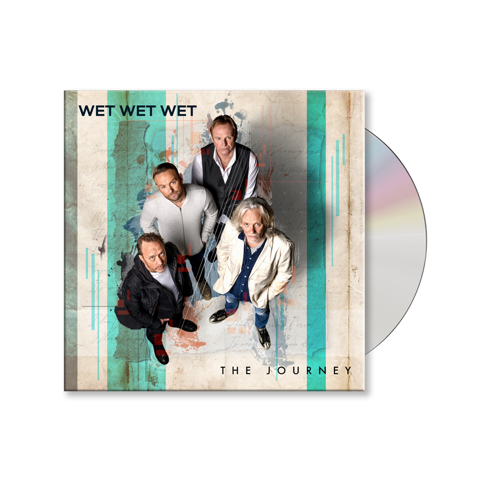 The Journey CD Album (Signed)