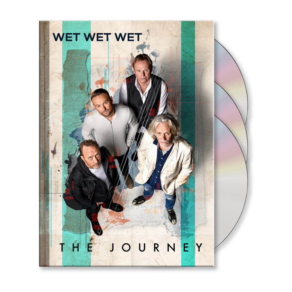 The Journey Deluxe 3-Disc Book Edition Album (Signed) (Exclusive)