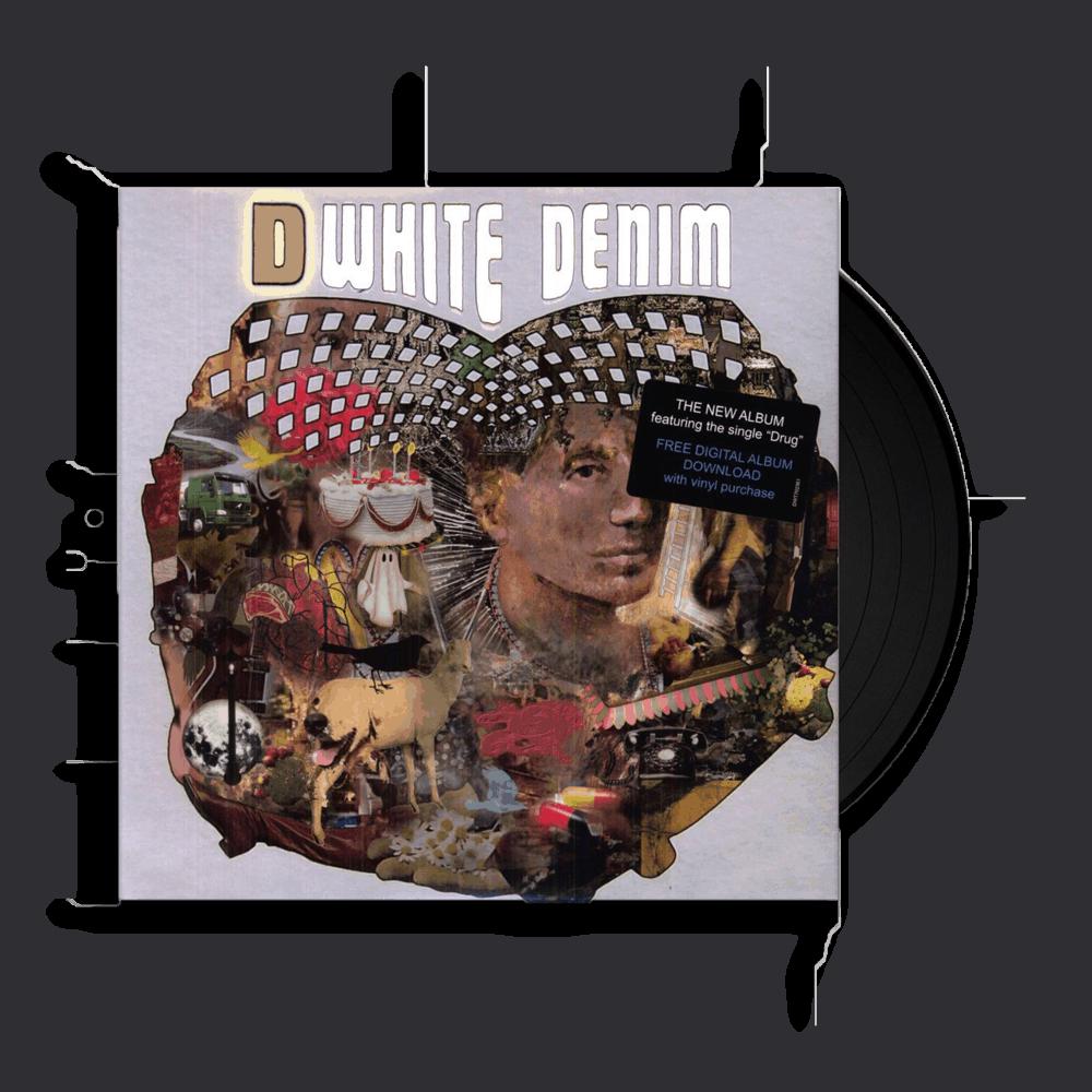 Buy Online White Denim - D