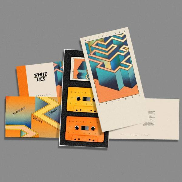 Buy Online White Lies - Friends Multi-Tape Album Set (Exclusive)