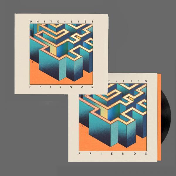 Buy Online White Lies - CD & LP Bundle