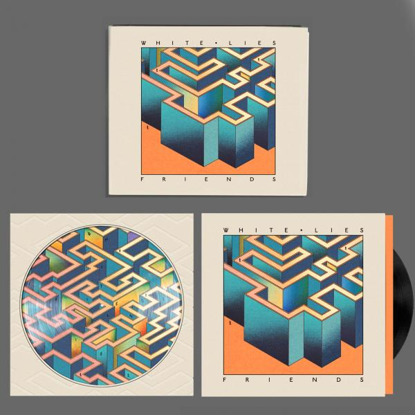 Buy Online White Lies - CD, LP Bundle & Picture Disc