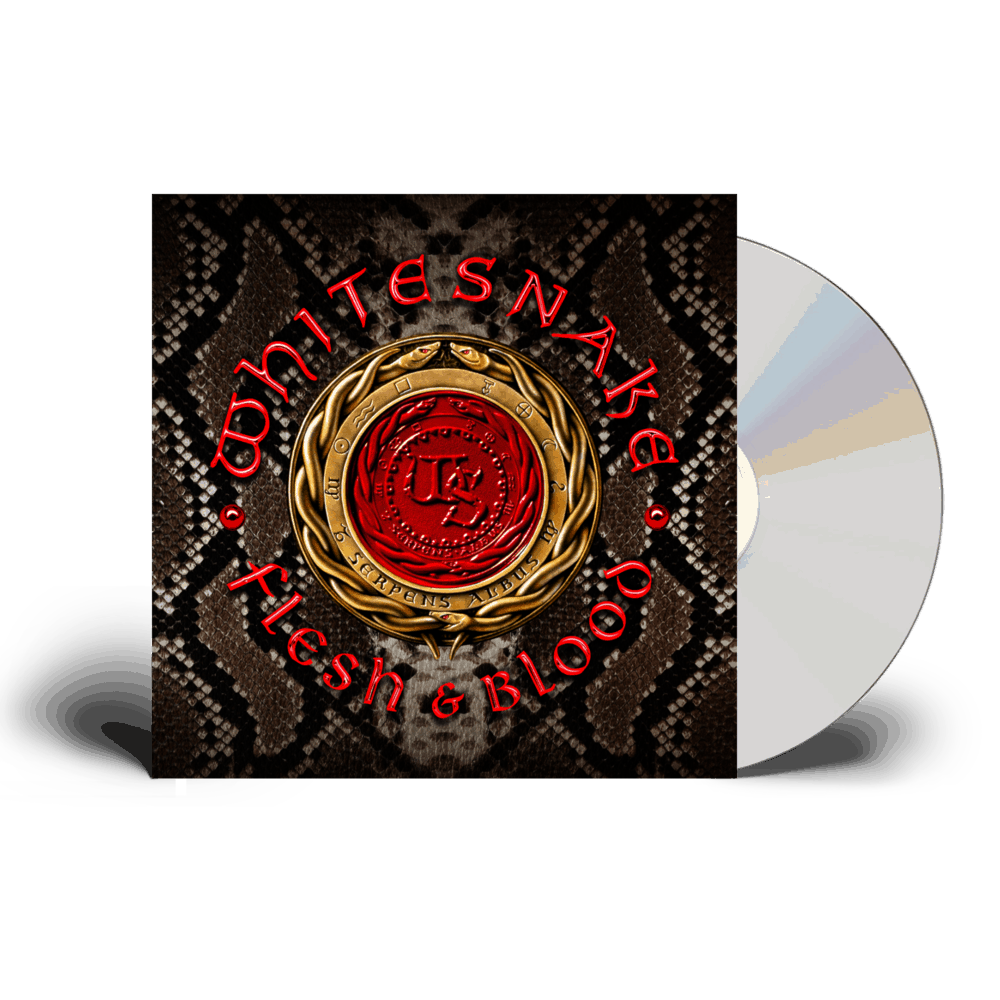 Buy Online Whitesnake - Flesh And Blood