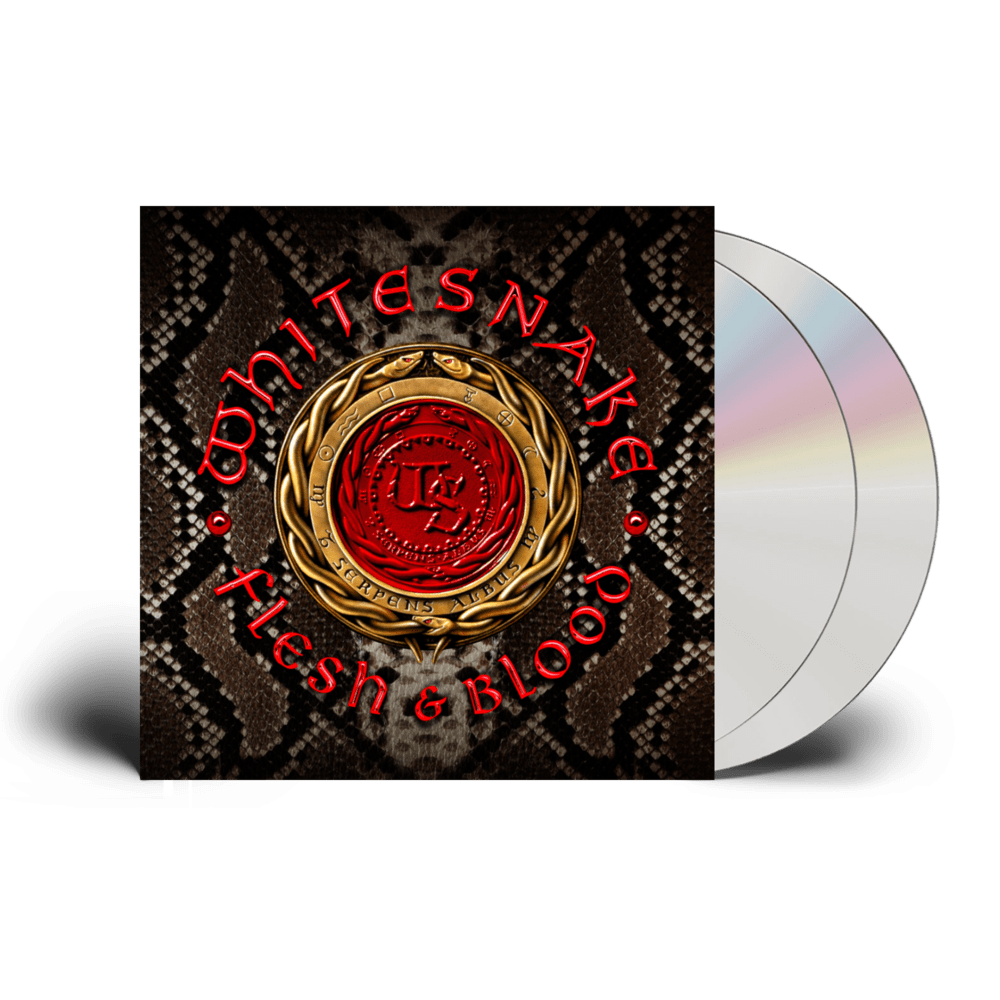 Buy Online Whitesnake - Flesh And Blood