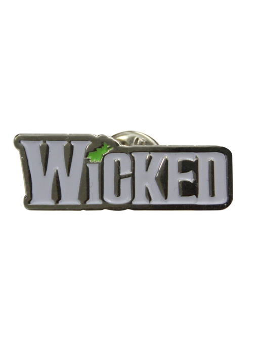 Buy Online Wicked - Logo Lapel Pin