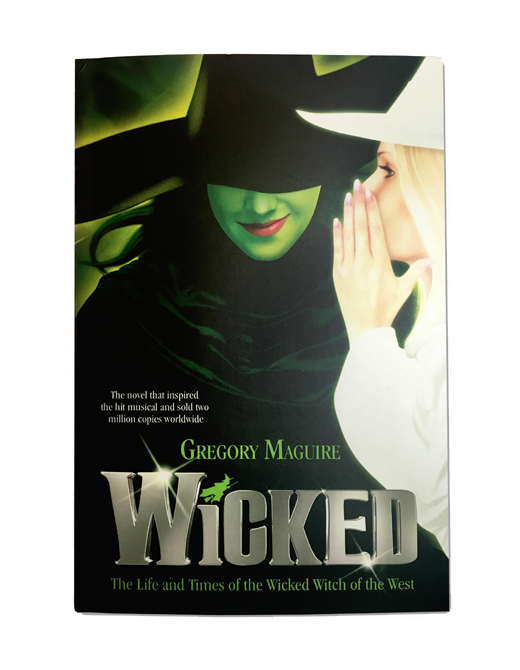 Buy Online Wicked - Novel