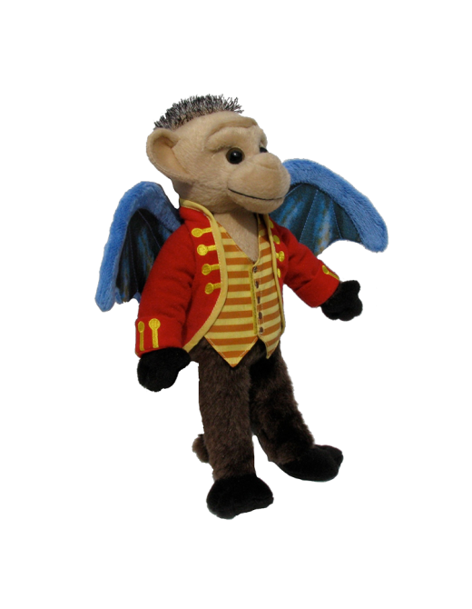 Buy Online Wicked - Chistery Plush Monkey