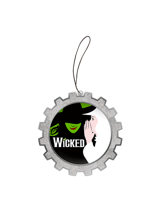 Buy Online Wicked - Gears Disc Ornament