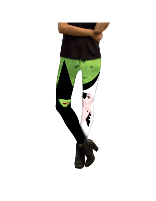 Buy Online Wicked - Two Witch Leggings