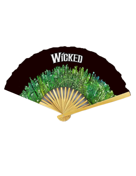 Buy Online Wicked - Emerald City Fan