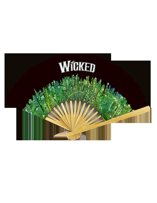 Buy Online Wicked - Emerald City Fan