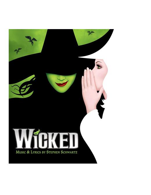 Buy Online Wicked - Original Broadway Cast Recording Double Vinyl LP