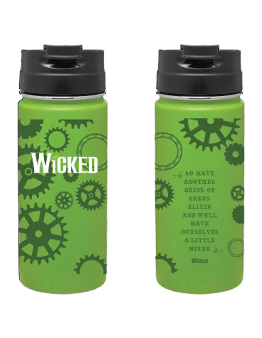 Buy Online Wicked - Little Mixer Water bottle
