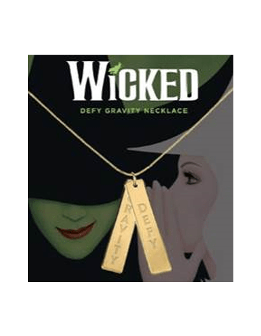 Buy Online Wicked - Defy Gravity Necklace