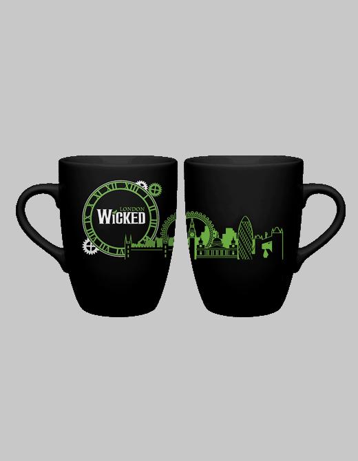 Buy Online Wicked - Skyline Mug