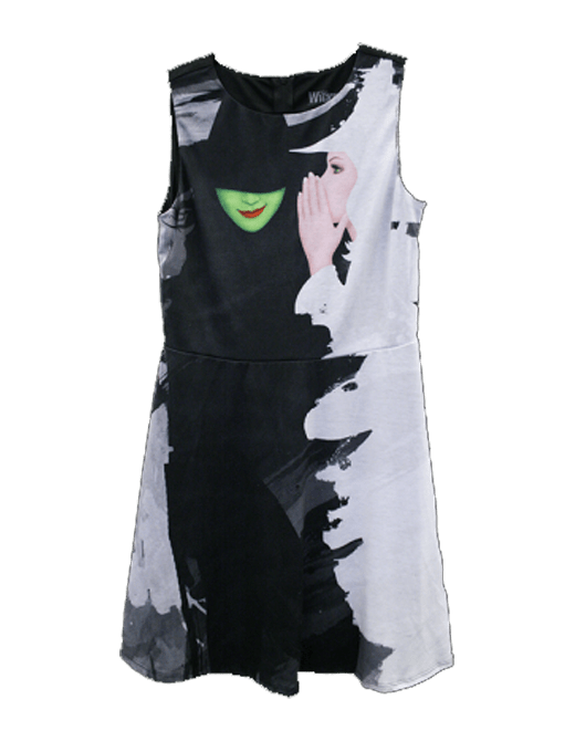Buy Online Wicked - Two Witches Dress