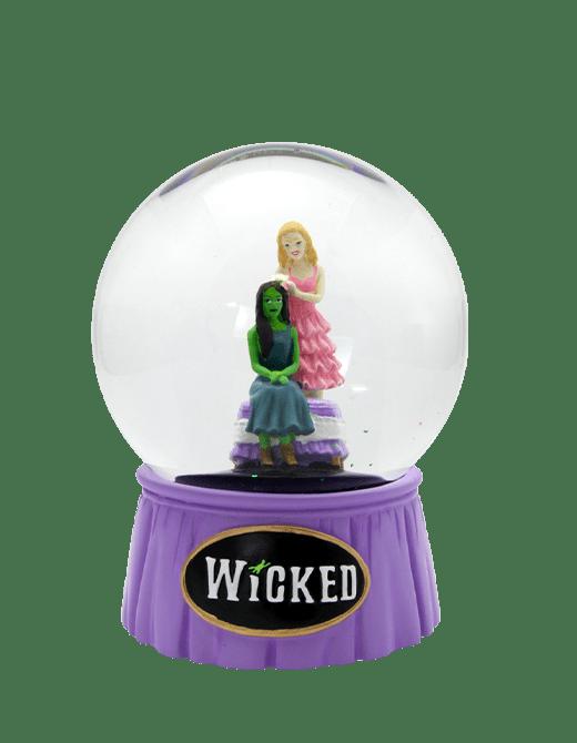 Buy Online Wicked - Popular Glitter Globe