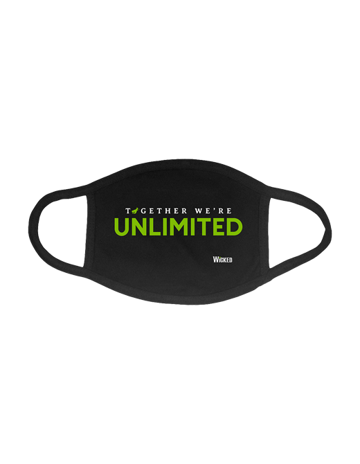 Buy Online Wicked - Wicked Unlimited Face Mask