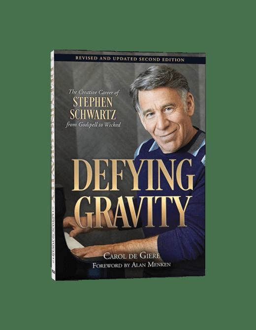 Buy Online Stephen Schwartz - Defying Gravity Book