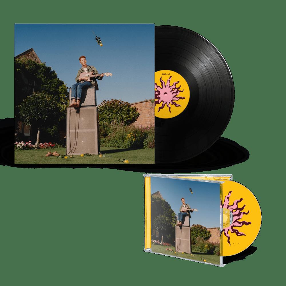 Buy Online Willie J Healey - Twin Heavy Vinyl + CD