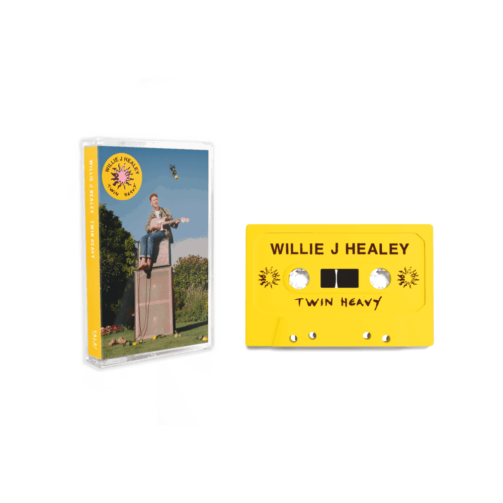 Buy Online Willie J Healey - Twin Heavy (Signed)