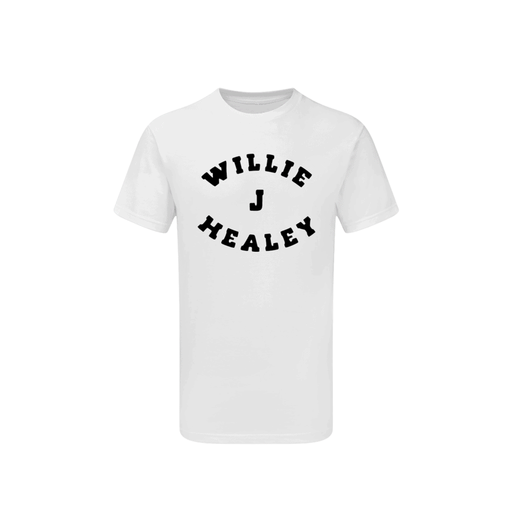 Buy Online Willie J Healey - White T-Shirt