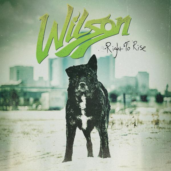 Buy Online Wilson - Right To Rise CD Album (Signed)