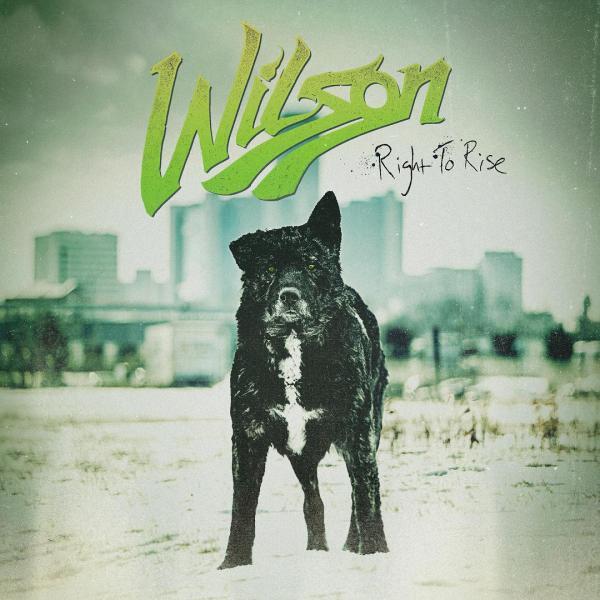 Buy Online Wilson - Right To Rise 12-Inch Vinyl Album