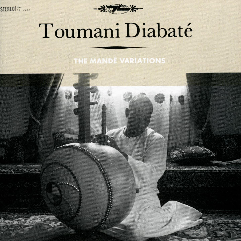 Buy Online Toumani Diabaté - The Mandé Variations CD