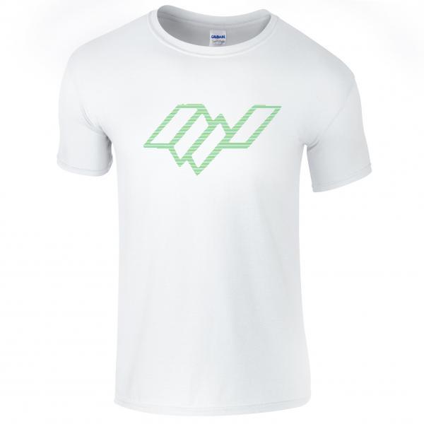 Buy Online Wrangler - Wrangler Logo White T-Shirt